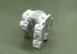 MTran, самоконфигурирующийся робот